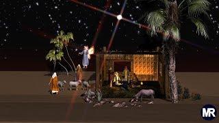 A Christmas Nativity Christmas Card