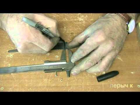 Нож из механической пилы (Быстрорез) - YouTube