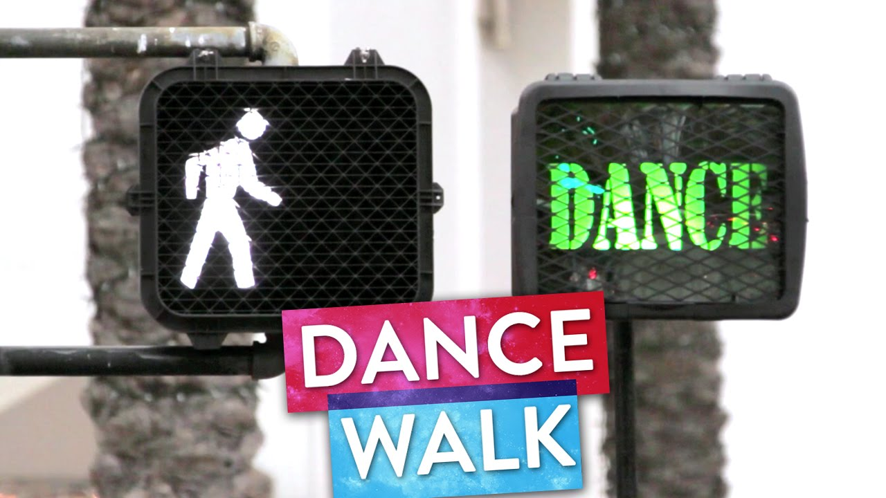 Dancewalk! | SoulPancake Street Team