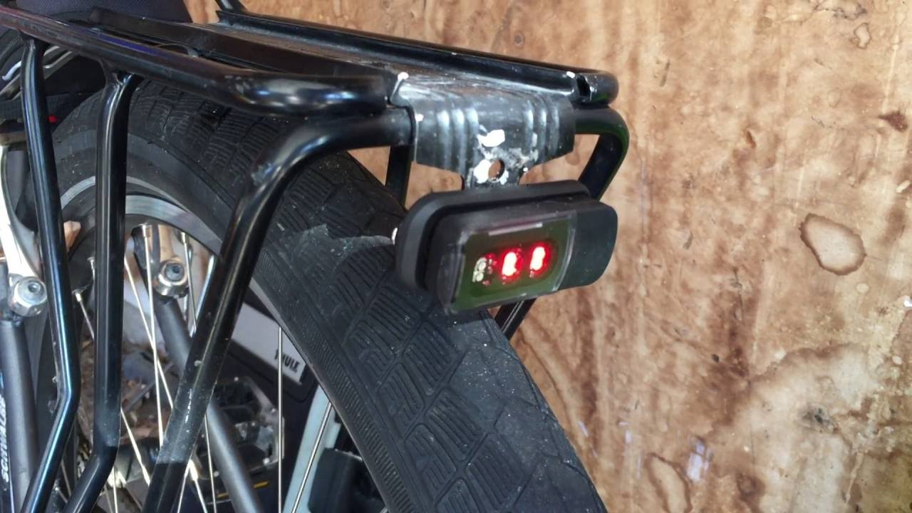 Specialized Stix Comp Tail Light Battery Indication Youtube
