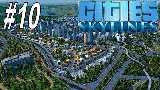 Cities Skylines #10 [DE] Jetzt wirds kurvig