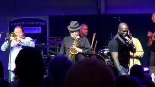 Tower of Power - You Ought to be Having Fun - Live at Toronto Jazz Festival 2015