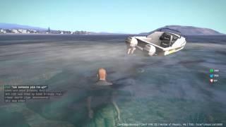 Arma 3 Boat Fail