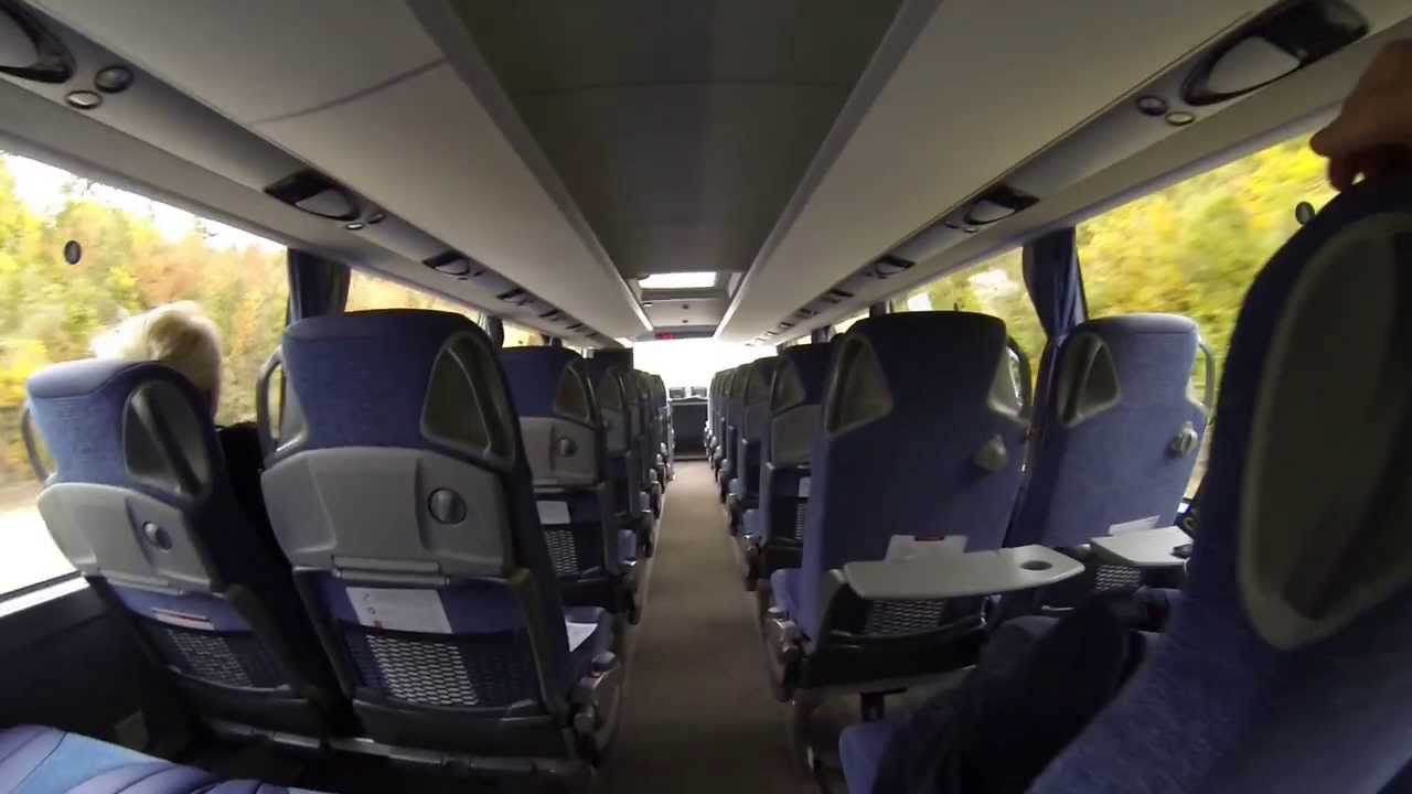 Ic Bus Deutsche Bahn Youtube