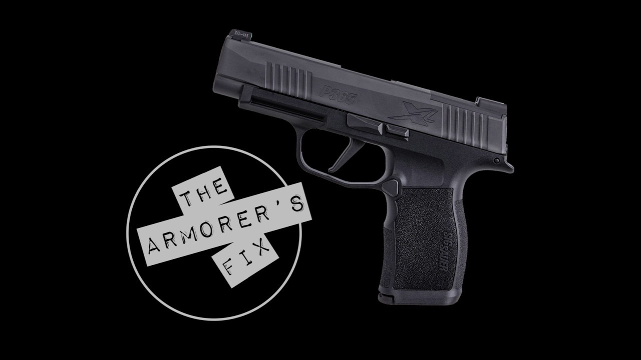 LEAKED: Sig Sauer P365 XL, Optics Ready And Higher Capacity