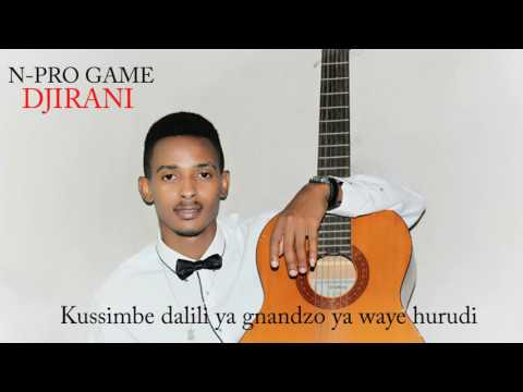 NPro Game Djirani  remix love yourself mp3