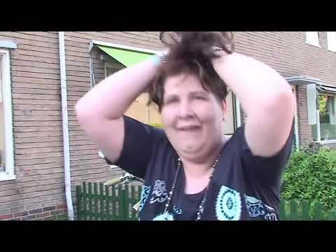 Zanger Rinus - Met Romana Op De Scooter Original HD