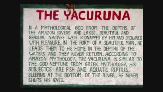 Amazon Rainforest Mythology