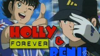 Sigla d'apertura e di chiusura italiana - Holly e Benji Forever [HD]
