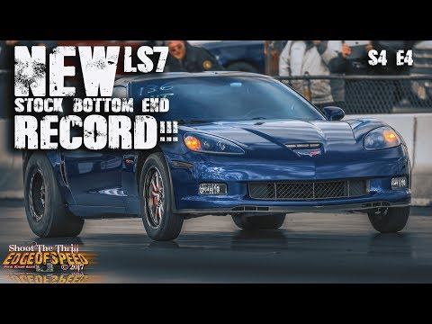First C6 Z06 LS7 SBE in the 8's | RPM S4 E4