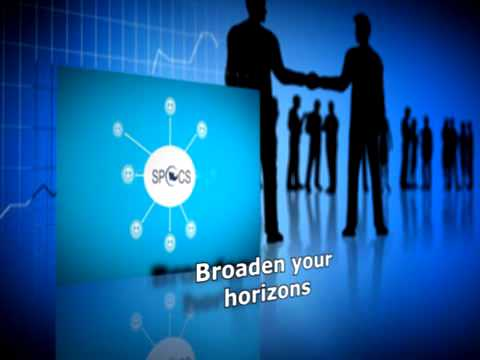 SPOCS . Making business easier. Broaden your horizon. Grow your business !