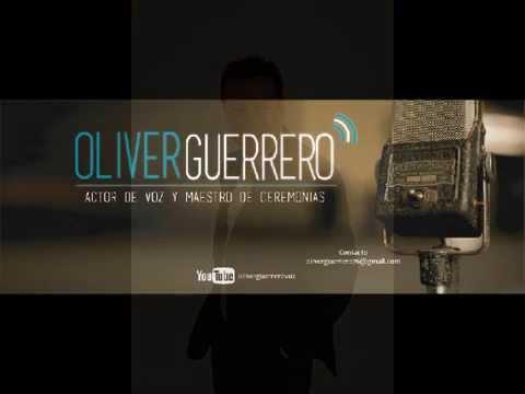 DEMO DE VOZ PARA ESTACIONES DE RADIO EN MÉXICO , ARTISTICA RADIAL PARA SUDAMERICA/ Oliver Guerrero