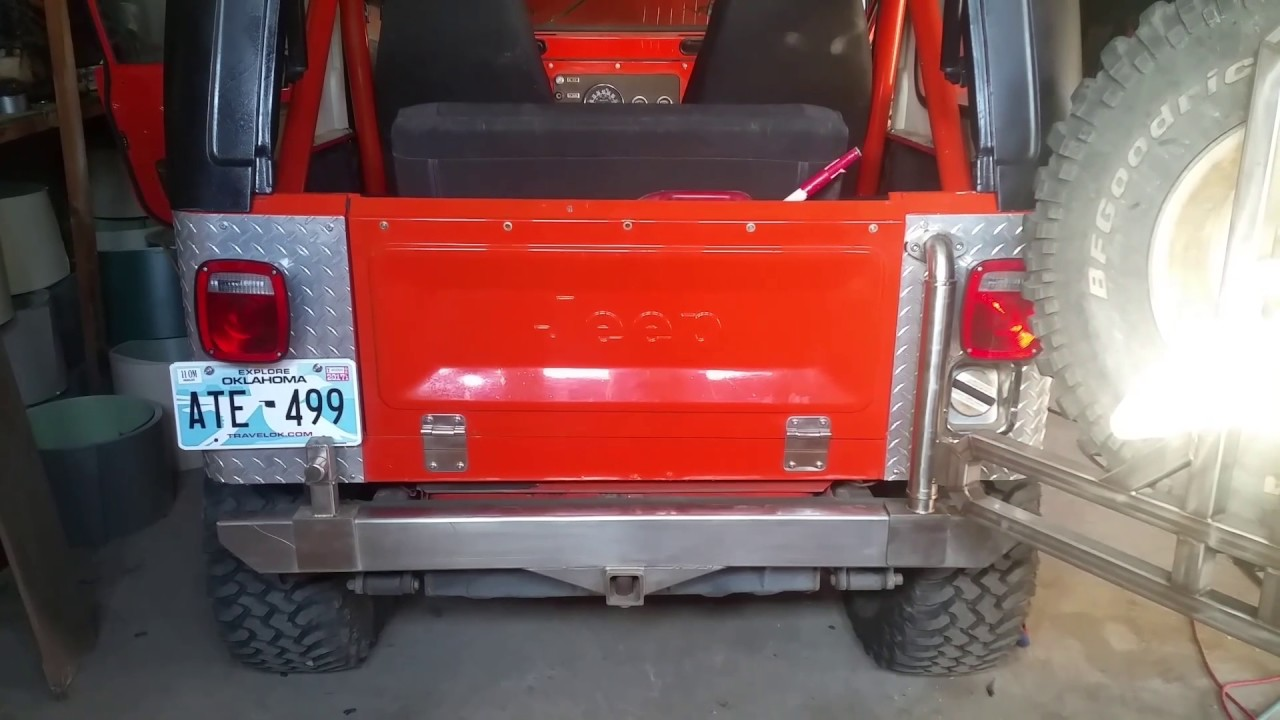 small resolution of jeep cj7 brake light jack d