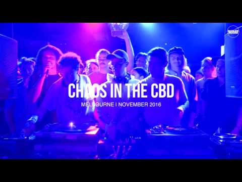 Chaos In the CBD Boiler Room Melbourne DJ Set