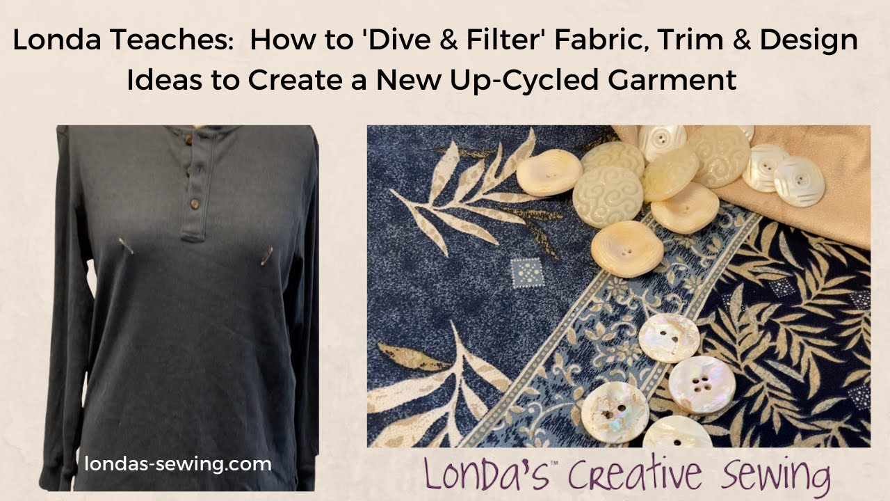 New Up-Cycle Top Video