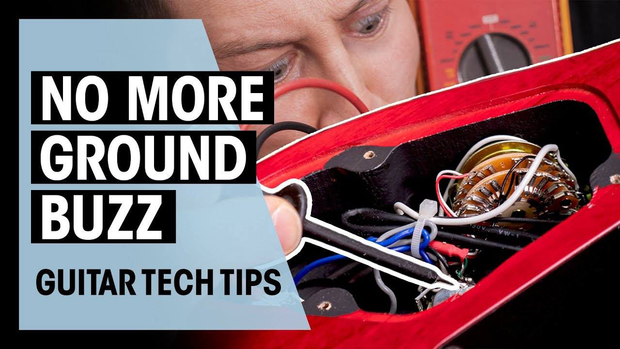 Download How to fix Ground Noise | Guitar Tech Tips | Ep. 8 | Thomann