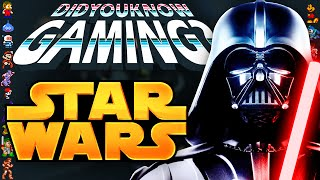 Star Wars Games - Did You Know Gaming? Feat. Furst