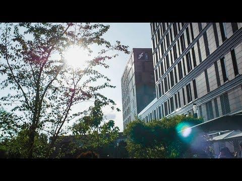 Neuer Campus Adickesallee | Frankfurt School