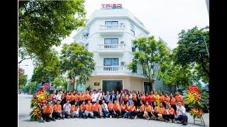 Những khoảnh khắc đáng nhớ - Lễ Khánh thành Văn phòng mới Triso Group