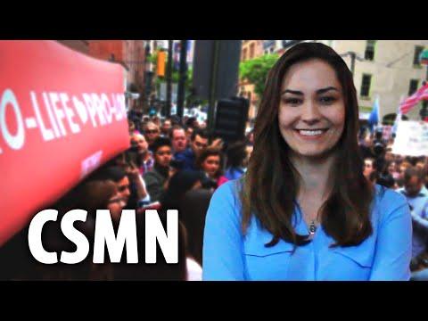 Pro-Lifers Rally in Philadelphia | CSMN