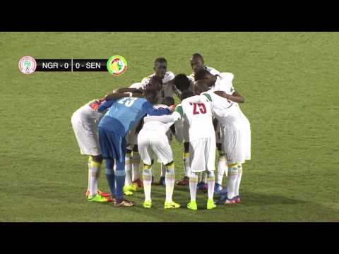 Nigeria vs. Senegal [FULL 2017 FRIENDLY MATCH]