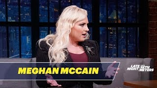 Meghan McCain Is Disappointed by Senator Lindsey Graham's Attachment to Trump