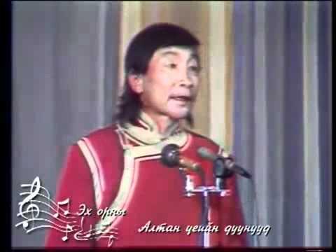 "Энх улирал - ""Ардын жүжигчин"" П. Адарсүрэн"