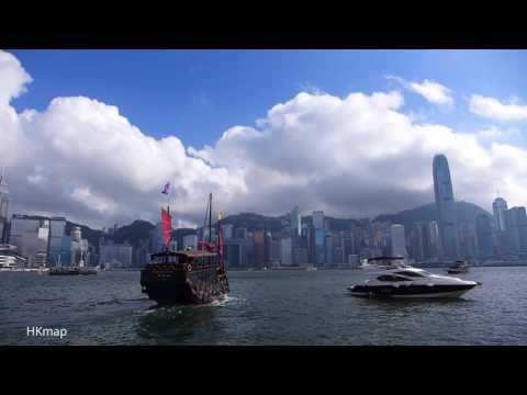 Victoria Harbour @ Tsim Sha Tsui (1)