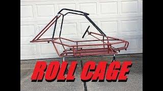 Roll Cage Fabrication, YERF DOG gets a roll bar!