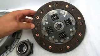 Kit de Embreagem  Corcel 2 / Belina 2 / Del Rey / Pampa Motor 1.6 CHT