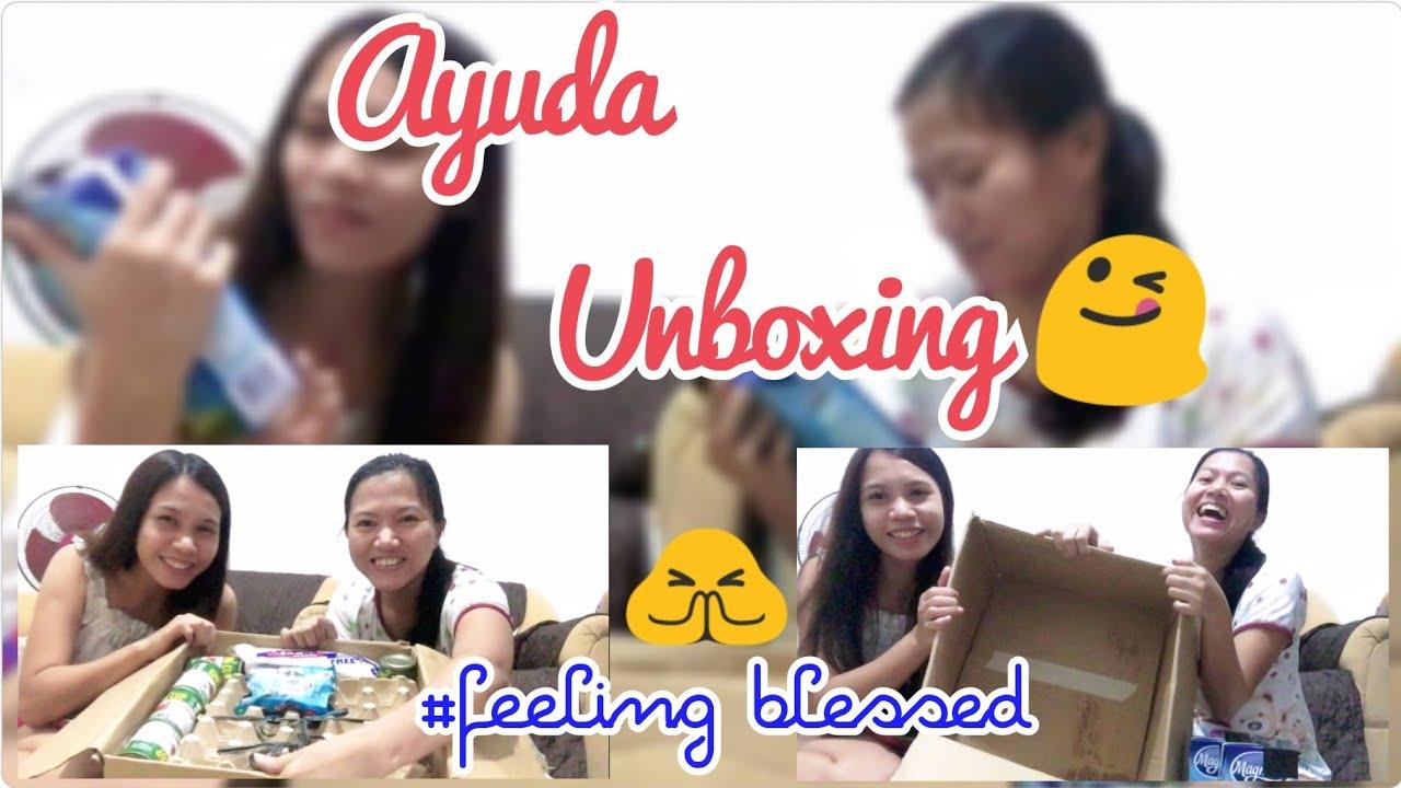 AYUDA UNBOXING | Appreciation video