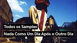 Baixar Todos os samples de 'Nada Como Um Dia Após o Outro Dia' de Racionais MCs
