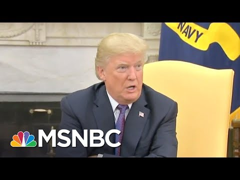 Daily Beast: President Donald Trump's Aides Promoted Russian Propaganda | Hardball | MSNBC