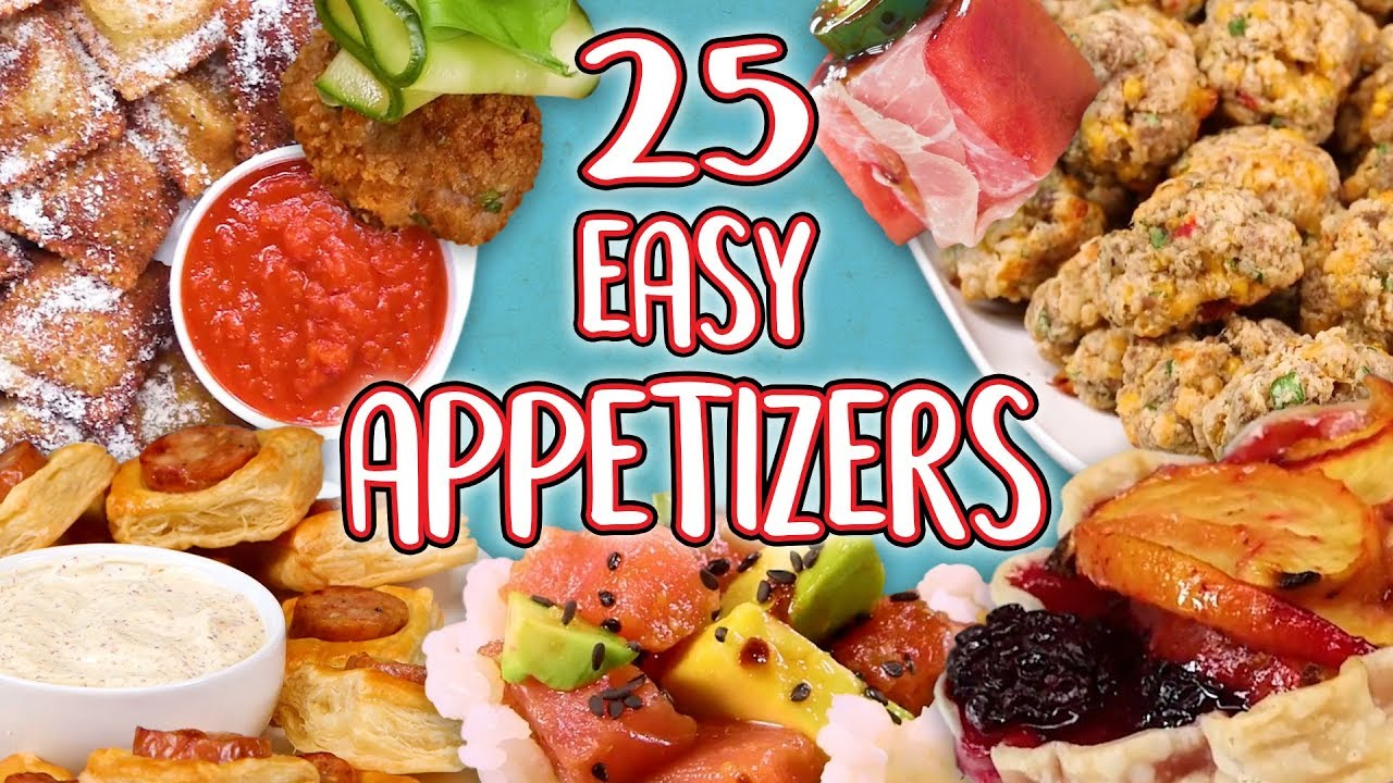 25 Easy Christmas Party Appetizers Super Entertaining Compilation Well Done