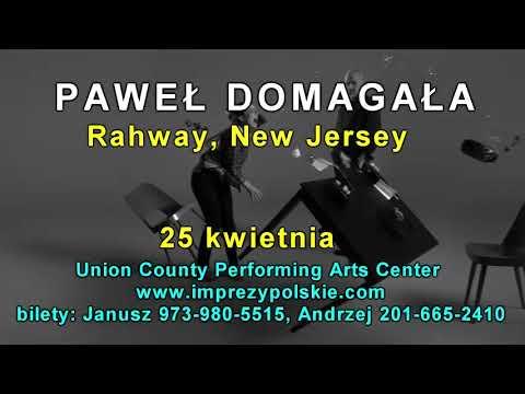 Paweł Domagała w Rahway NJ - 25 kwietnia 2020