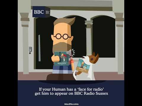 Mike&Scrabble - BBC Radio Sussex interview