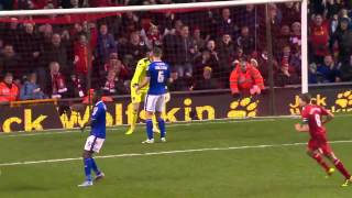 Liverpool FC 2-0 Oldham,  Highlights, 05.01.2014.