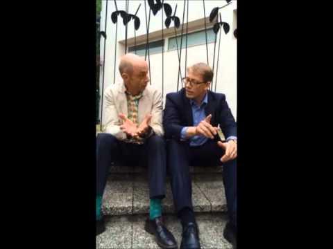 Chris Carnie and Eelco Keij introduce their IFC Masterclass