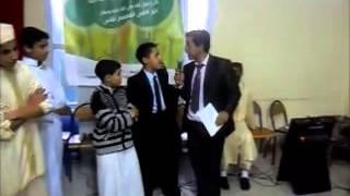 2 مسابقة ترفيهية  للأطفال مع المنشط جواد