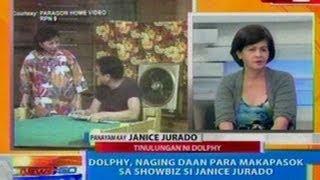 NTG: Dolphy, naging daan para makapasok sa showbiz si Janice Jurado
