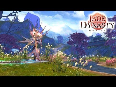 MMORPG Ringan Kurang Dari 1 GB! - Jade Dynasty Mobile (Android)