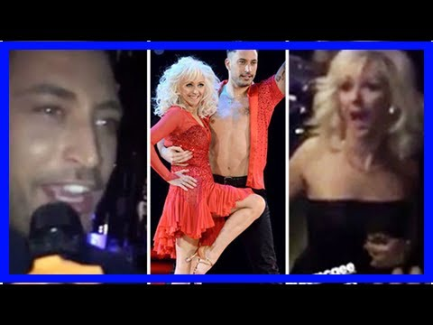 Strictly Come Dancing: Debbie McGee and Giovanni enjoy late-night karaoke session - WATCH