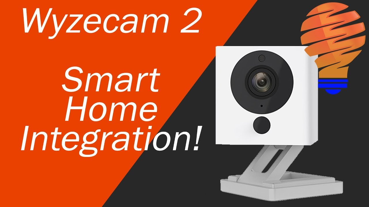 Wyzecam 2 Smart Home Camera Integrated into your Smart Home by Automate  Your Life