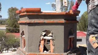 Construcción de bóveda catalana, transmisión en vivo parte 9