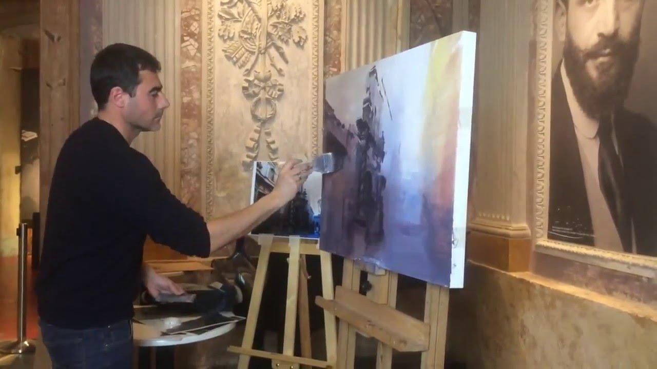 El Oficio De Pintor