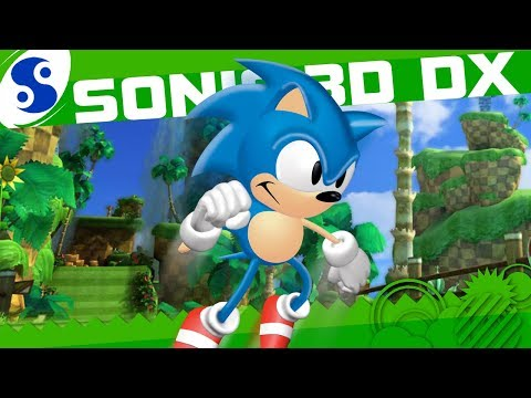 Sonic 3D Director's Cut | SG LIVE PLAY