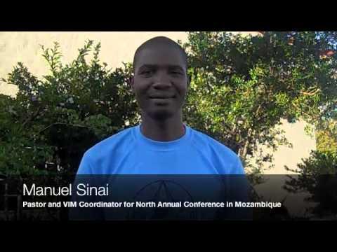 Interview with Manuel Sinai & Naftal Naftal- Mozambique