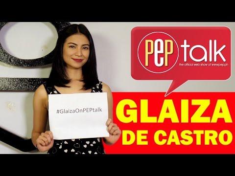 PEPtalk. Glaiza de Castro full interview
