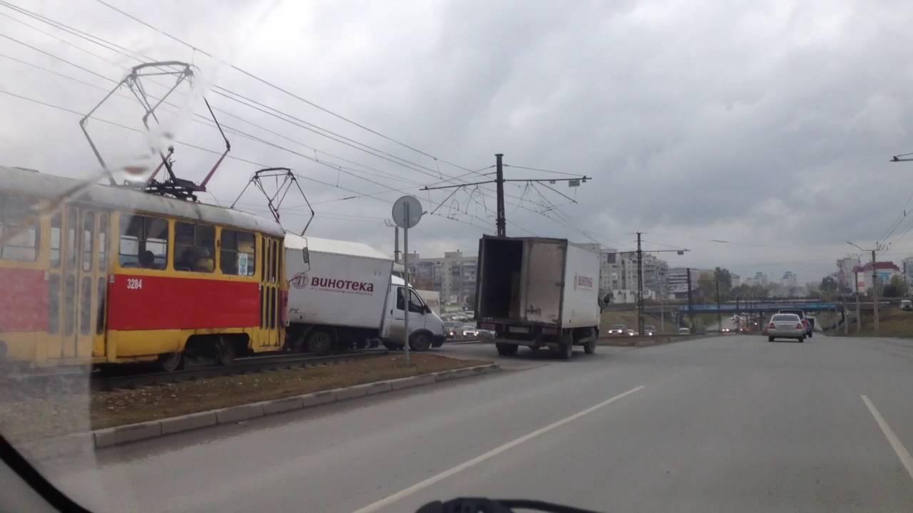 ДТП Барнаул. ул.Взлетная - Малахова