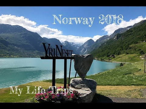 Our latest trip in Norway June 2018